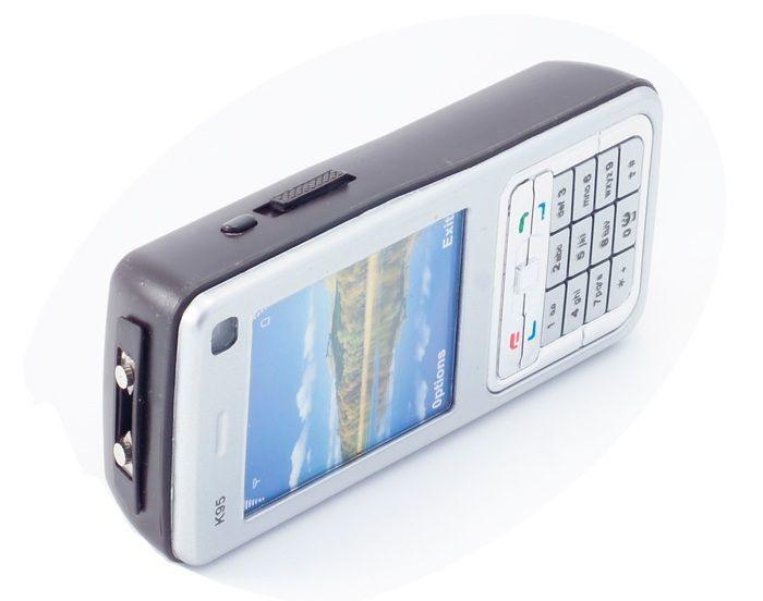 Электрошокер телефон Kelin K95 (самый маленький шокер в виде телефона) шокер-телефон + русская инструкция! - фото 2