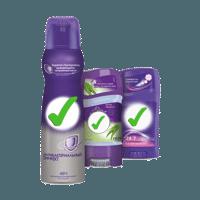 Дезодоранты, антиперспиранты