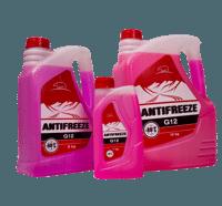 Охлаждающие жидкости, антифризы