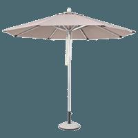 Зонты садовые, уличные и пляжные