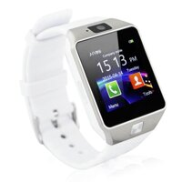 Смарт часы Smart Watch DZ09 белые