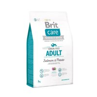 Brit Care GF Adult Salmon & Potato 3 kg (д/собак весом до 25 кг)