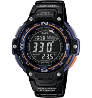 Часы Casio Twin Sensor SGW100-2B + термометр + компас, Магазин Calipso diveshop, Магазин Aquamarin, Киев