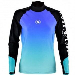Футболка из лайкры Aqualung, Rashguard L/S Woman S от компании Магазин Calipso dive shop - фото