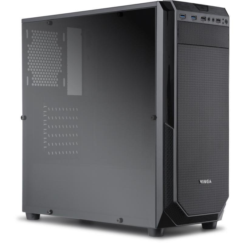 ПК Core i3 9100F X4 3,6-4,2/H310/DDR4-16GB/RX 580 8Gb/HDD-1Tb/SSD-240Gb/600W ##от компании## Gelezka - ##фото## 1