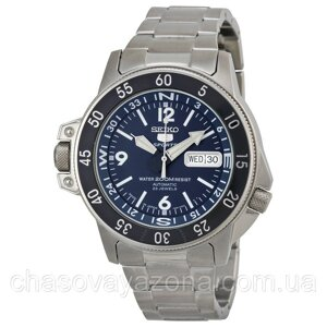 Часы Seiko 5 Sports SKZ209J1 Automatic Map Meter 7S36