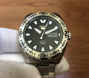 Часы seiko 5 sports SRP739J1 automatic 4R36
