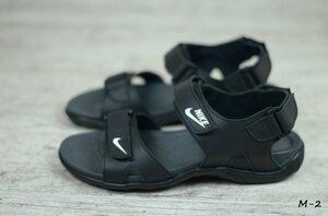 bfc85acc Мужские кожаные сандалии Nike М-2 от компании Магазин Смарт-Тайм - фото