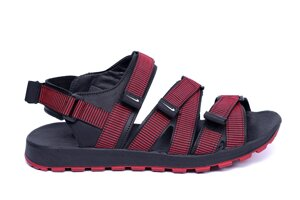 3e81e9d07d67 Мужские кожаные сандалии Nike Summer life Red купить в Украине от ...