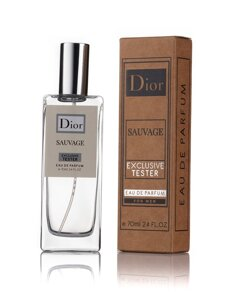 CD Sauvage - Exclusive Tester 70ml