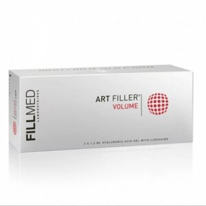 Fillmed (Filorga) Art-Filler Volume 1*1,2 мл