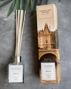 Аромадиффузор Kot`e BERLIN Vetiver and Cedar
