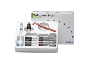 "Набор TE-Econom Plus Intro Pack, 4x4г (Ivoclar Vivadent) от компании Компания ""FreeDental"" - фото"