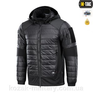 "Куртка Wiking Lightweight Gen. II Black от М-тас S от компании ""КOZAK ""military - фото"