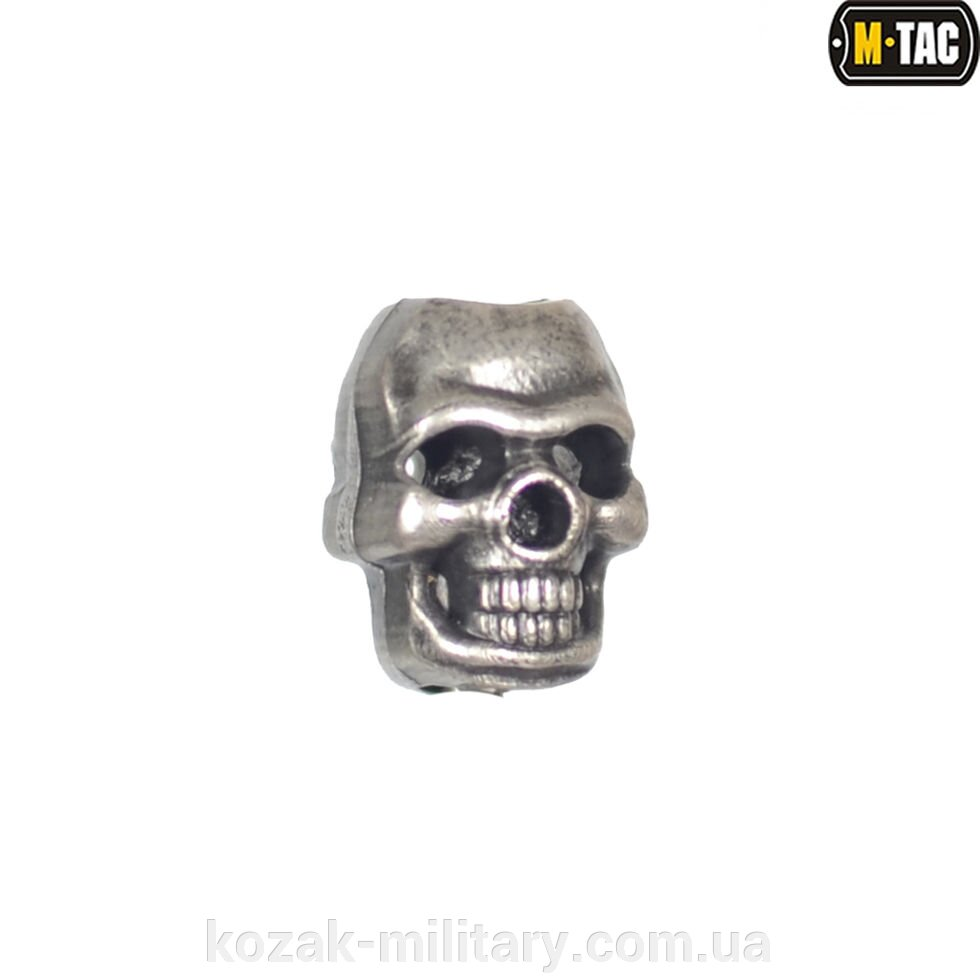 "M-TAC БУСИНА SKULL STOPPER METAL BRUSHED (50002011) ##от компании## ""КOZAK ""military - ##фото## 1"
