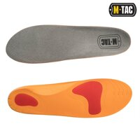 СТЕЛЬКИ UNIVERSAL PU MEDIUM GREY/ORANGE 41-46