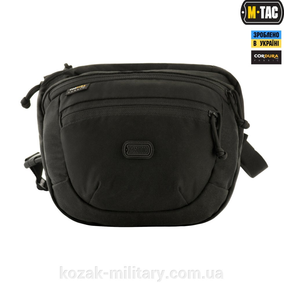 "СУМКА SPHAERA BAG ELITE BLACK ##от компании## ""КOZAK ""military - ##фото## 1"