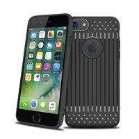 Чехол накладка Primo Shell TPU для Apple iPhone 7   iPhone 8 Black 7ed0d9d846f44