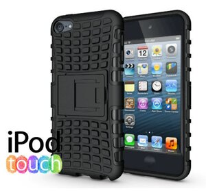 Чехол Primo Splint для плеера Apple iPod Touch 5 / 6 / 7 - Black