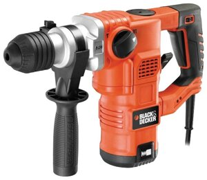 Перфоратор BLACK&DECKER 1250Вт., SDS+