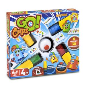 "Игра ""Go Cups"" ""FUN GAME"", в кор. /12-2/ в Днепропетровской области от компании Pavlusha Toys"