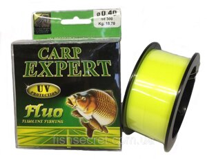 Леска Carp Expert UV Fluo Yellow 300 м