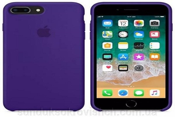 Чехол Silicone Case на Apple iPhone 6, 6s, 6 plus, 6s plus, 7 plus, 8 plus, 7, 8, X, Xs, Xr, Xs Max ##от компании## Сундук - ##фото## 1