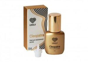Клей  Lovely Cleopatra 10 ml , гипоалергенный в Киеве от компании Divalen market