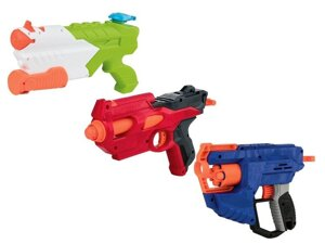 Пистолет n-strike elite scout mkii/ super soaker washout/ мега hotshock, 1 шт. soaker washout Nerf