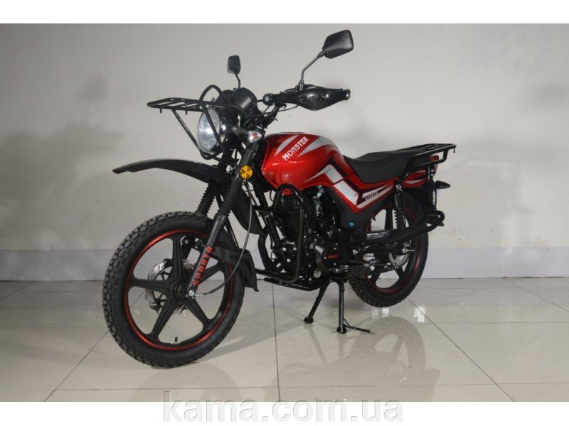 Мотоцикл SPARTA Monster 150 cc ##от компании## Интернет магазин Кама - ##фото## 1