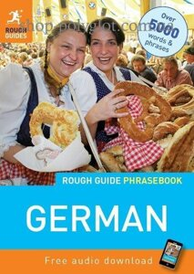 Книга Rough Guide Phrasebook: German