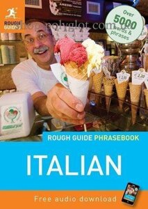 Книга Rough Guide Phrasebook: Italian