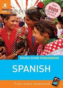 Книга Rough Guide Phrasebook: Spanish
