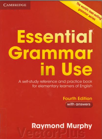 Essential Grammar in Use Fourth Edition with answers (з відповідями) ##от компании## VectorPlus - ##фото## 1