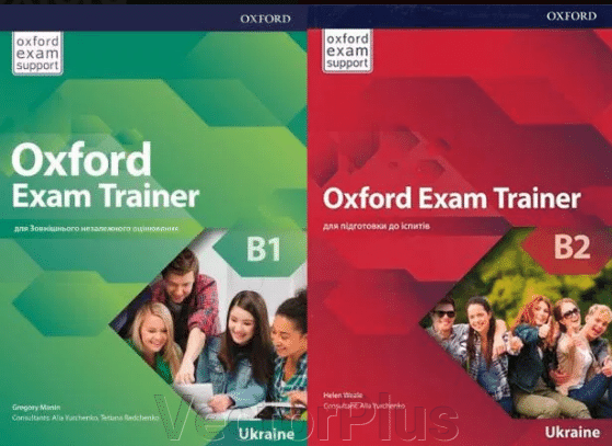 Oxford exam trainer B1, B2 ukraine / ЗНО ##от компании## VectorPlus - ##фото## 1