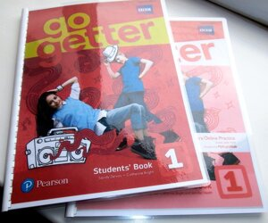 "Go Getter 1, 2, 3, 4 Student""s Book + Workbook, Teachers Book, Tests в Закарпатской области от компании VectorPlus"