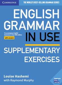 English Grammar in Use 5th Edition Supplementary Exercises Book в Закарпатской области от компании VectorPlus