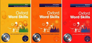 Oxford Word Skills Basic, Intermediate, Advanced