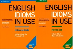 English Idioms in Use Second Edition Intermediate, Advanced with answer key в Закарпатской области от компании VectorPlus