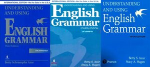 Understanding and using english grammar 3th, 4th, 5th edition. Англійська граматика