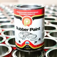 Жидкая резина Rubber Paint 1 л (матовый белая)