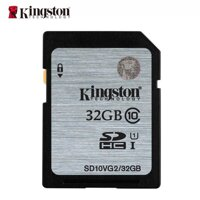 Карта памяти Kingston Ultimate X SD HC 32 GB (10 Class) 45 (mb/s)