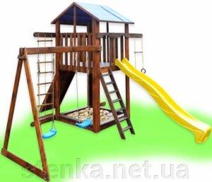 Детские горки песочницы качели тренажер для растяжки турник