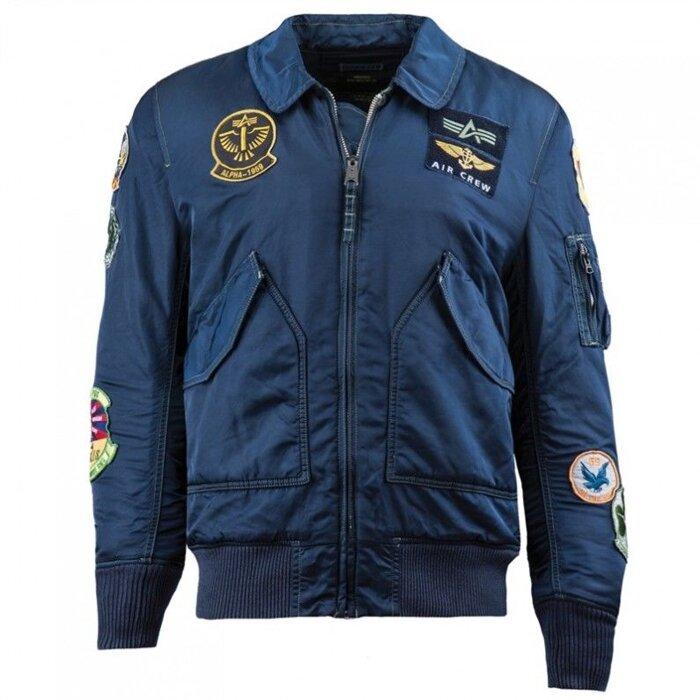 куртка пилот CWU PILOT X Alpha Industries