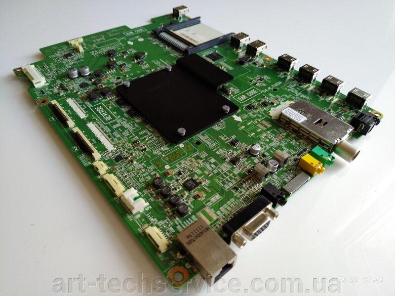 Плата MAIN EAX64307906 GP4 LD22/LC22, EBT61565179 для телевизора LG 42LM660T купить в Харькове. Сравнить Плата MAIN EAX64307906 GP4 LD22/LC22, EBT61565179 для телевизора LG 42LM660T (687264849) цену: 1950.00 грн с другими недорогими товарами, отзывы, доставка.