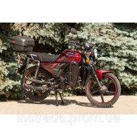 Мопед SkyMoto Worker 110 Red