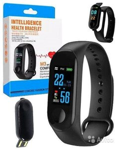 Фитнес-браслет M3 intelligence health bracelet