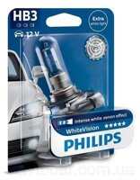 Philips WhiteVision лампы HB3 9005WHVB1