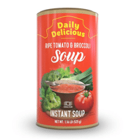 Daily Delicious Ripe Tomato & Broccoli Soup