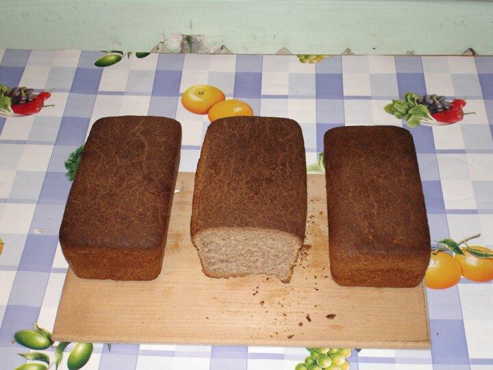 Хмелевой хлеб.